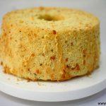 Ham and Cheese Chiffon Cake
