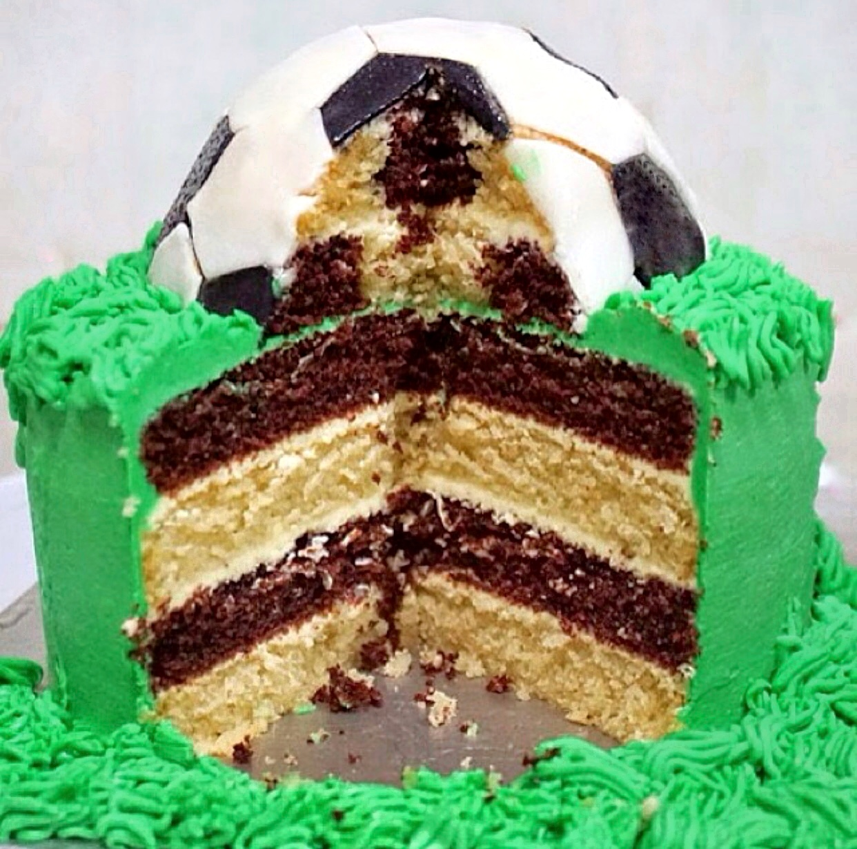 FIFA World Cup Cake