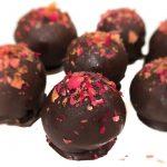 Cranberry Bliss Balls
