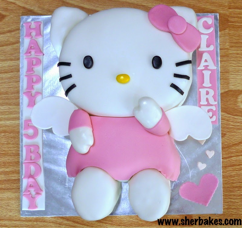 Hello Kitty Fairy Cake
