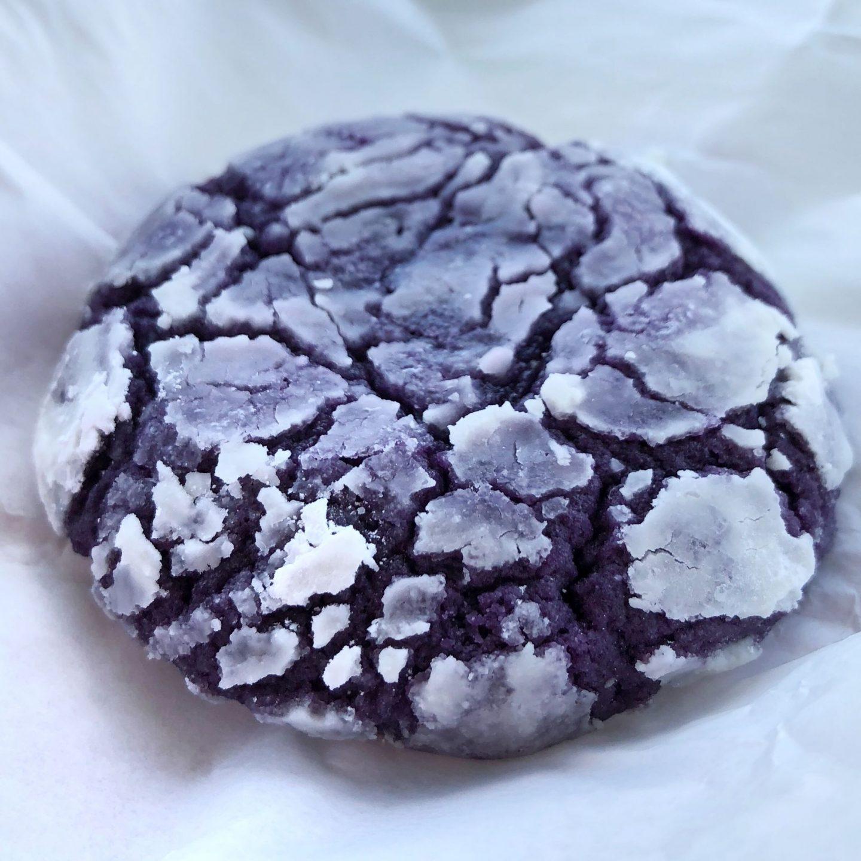 Ubae Crackled Cookies