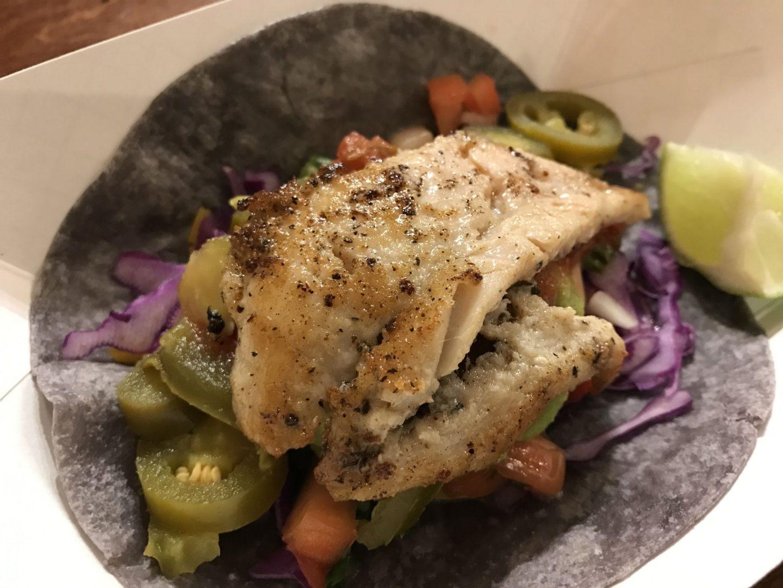 Fish Tacos Hawaii
