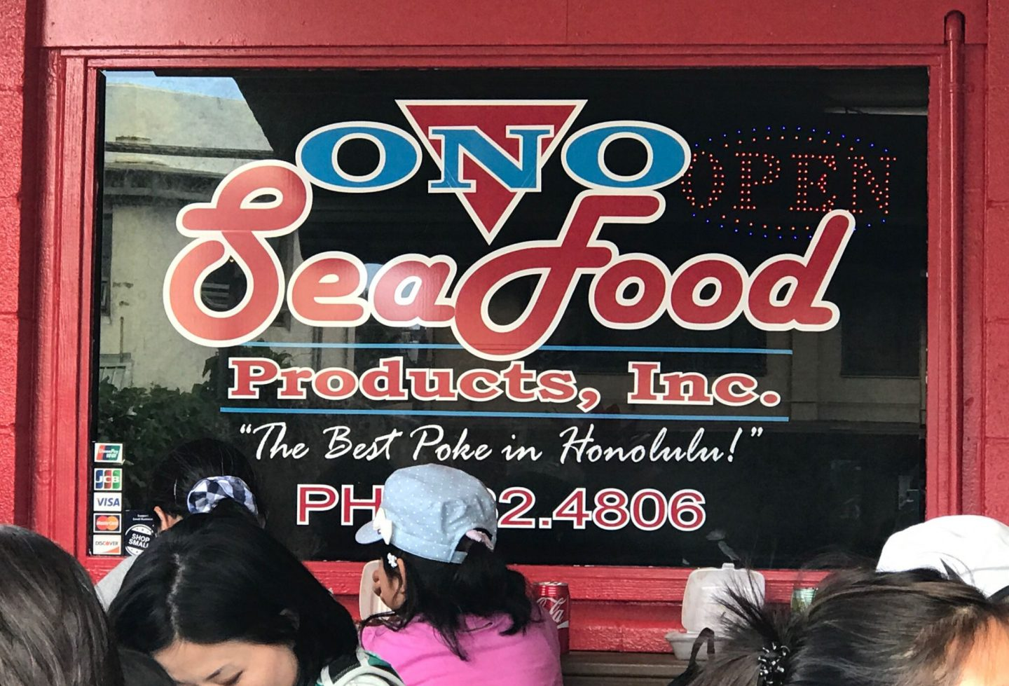 Ono Seafood Products