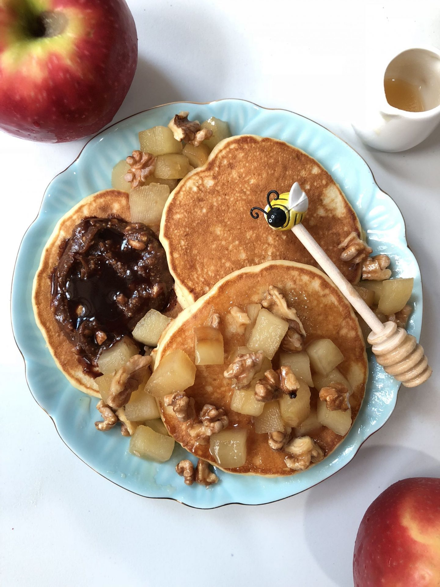 Apple Cider Pancake