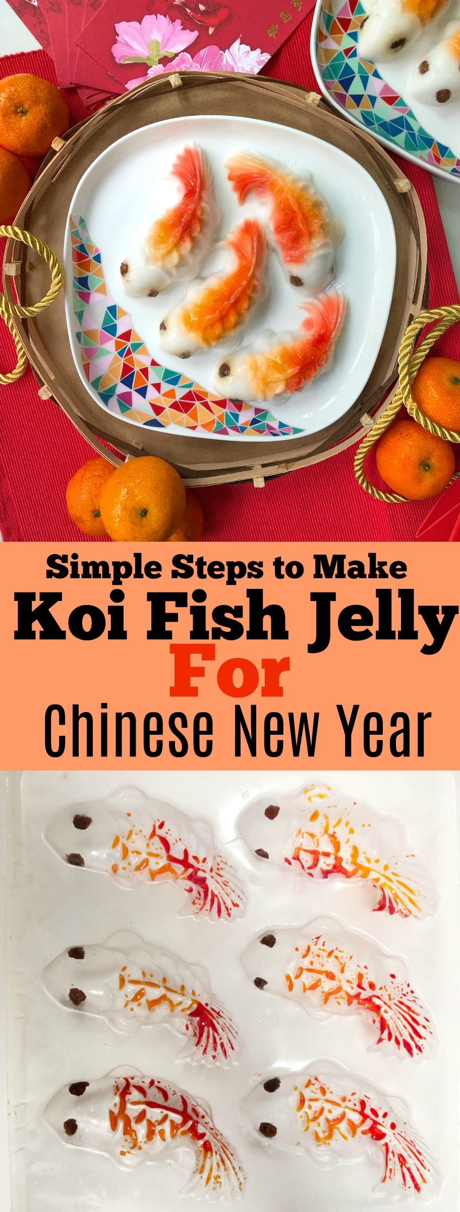 Koi Fish Jelly