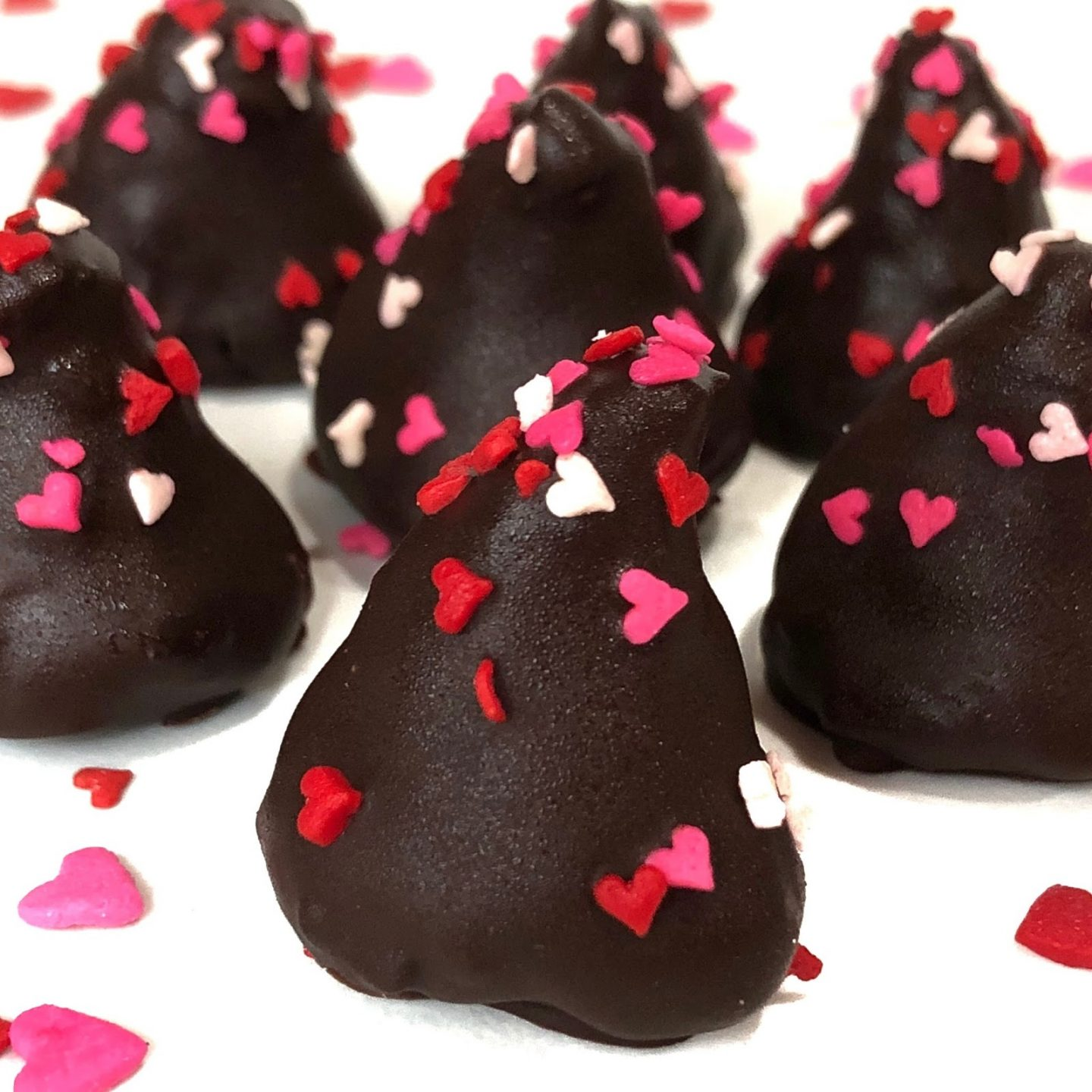 Valentines Day Bliss Ball