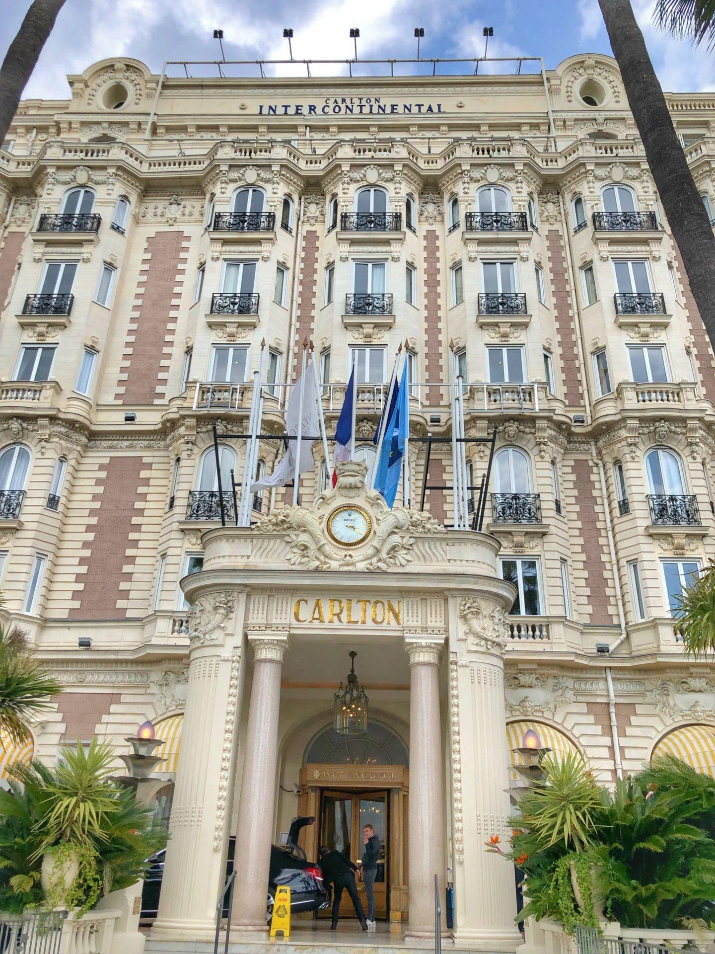 Carlton Intercontinental France