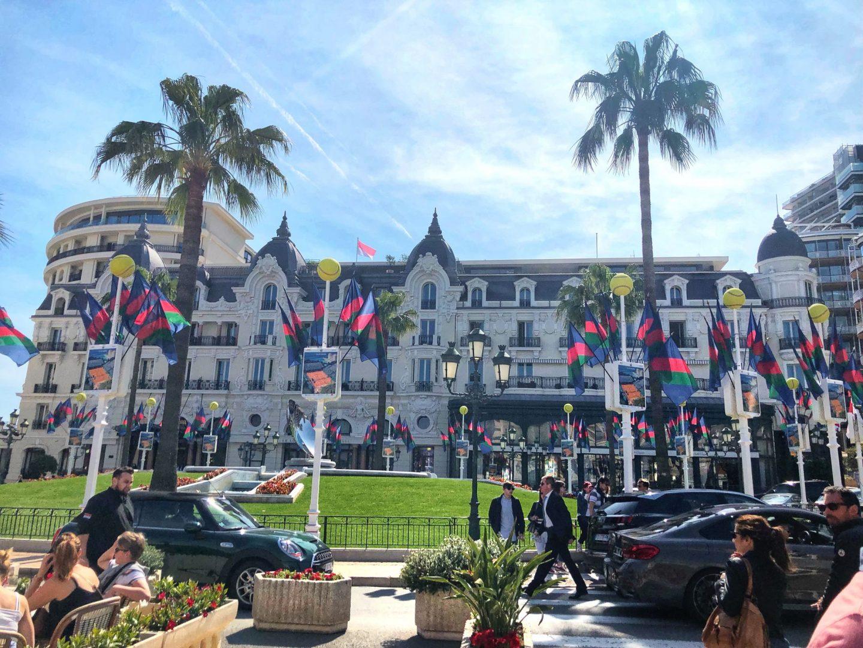 Monaco France itinerary