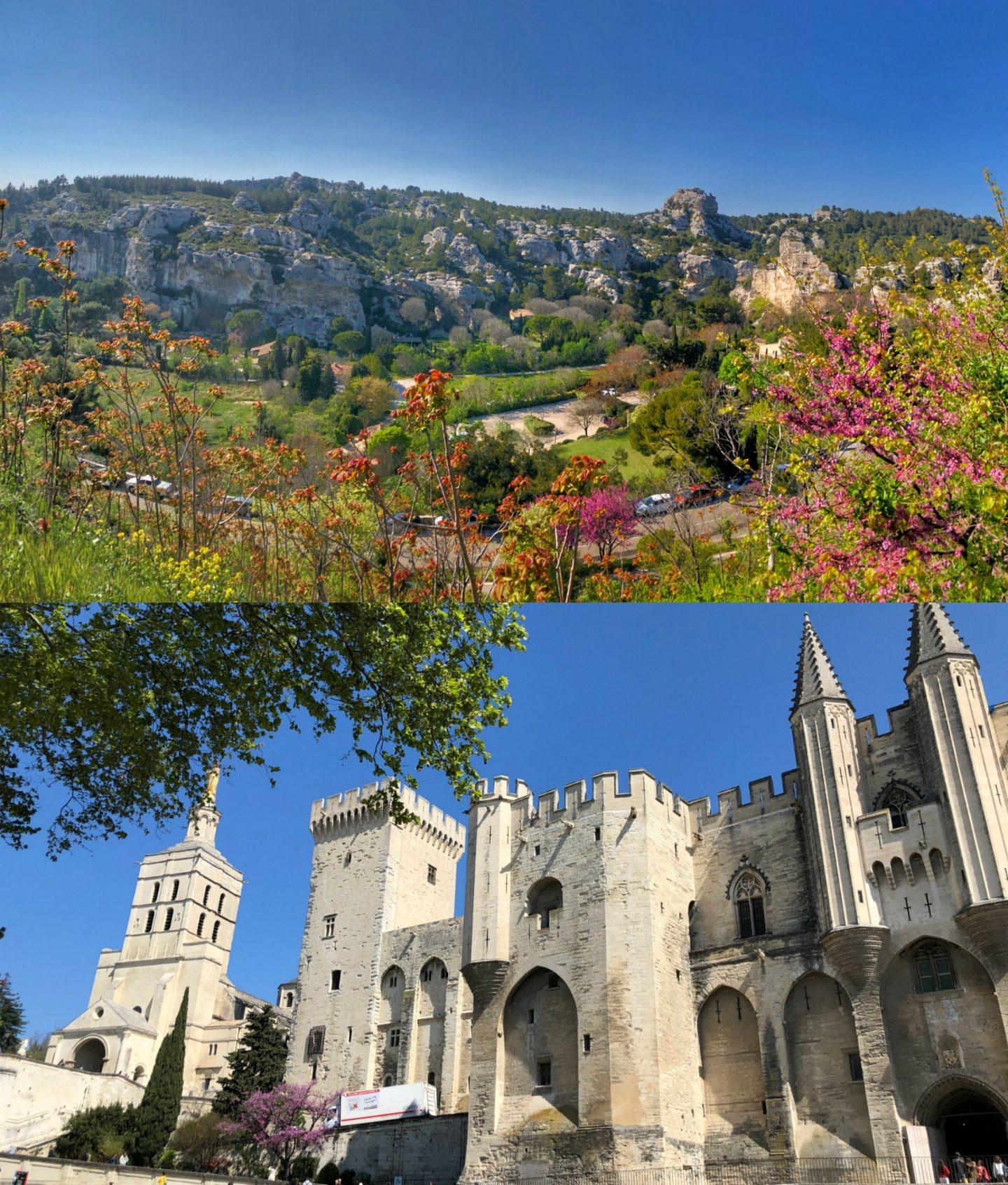 Provence France itinerary