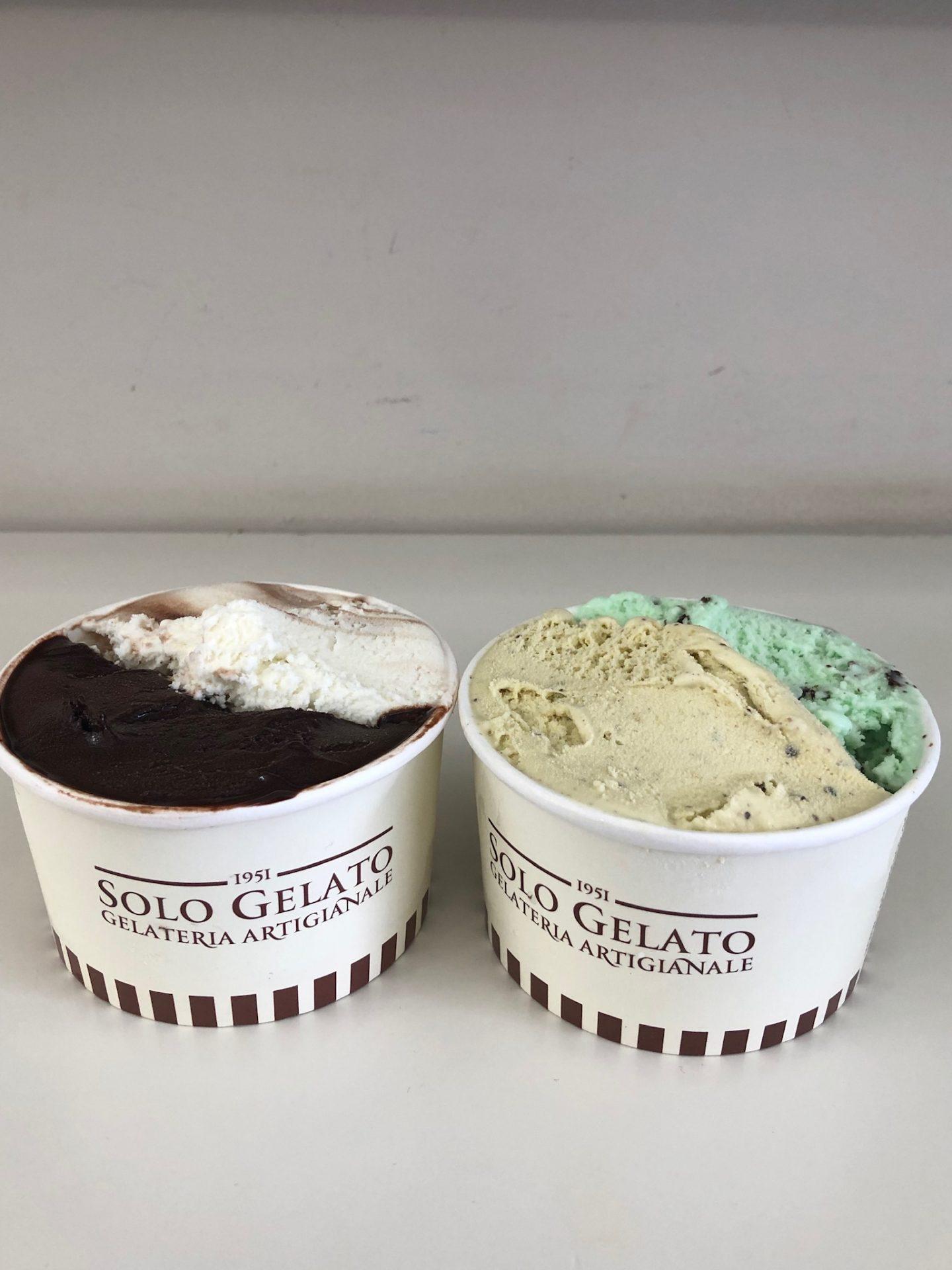 solo gelato