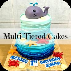 Multi Tiered Cakes